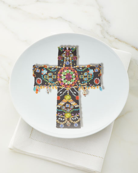 Christian Lacroix Love Who You Want Cross Plate