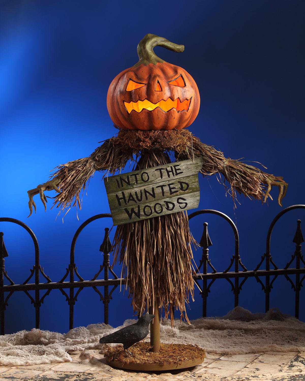 Halloween Scarecrow Decoration