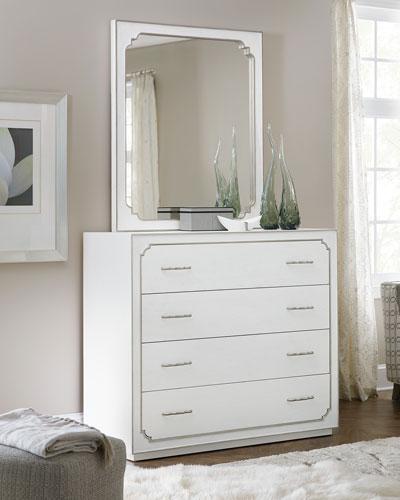 Eleri Four-Drawer Dresser