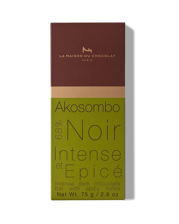 Dark Chocolate Akosombo Bar