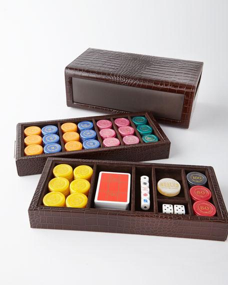Renzo Romagnoli Ursula Poker Set