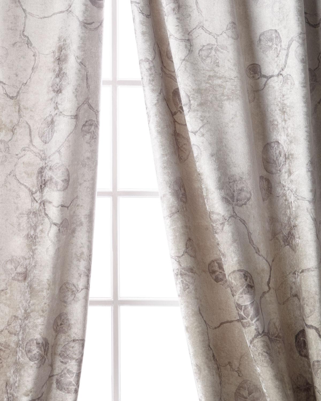 Botanical Leaf Curtain, 96