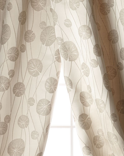 Lily Pad Curtain, 96