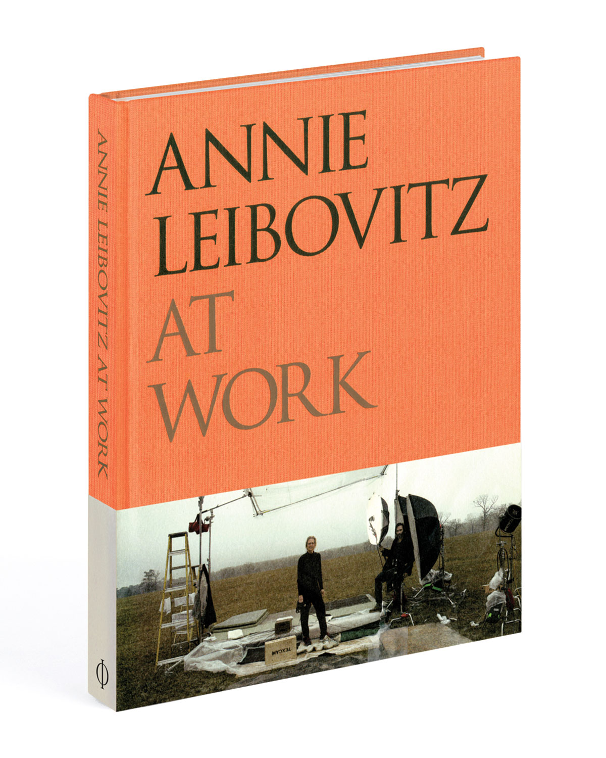 "Leibovitz addresses young photographers and readers interested in what photographers do, but any reader interested in contemporary history will be fascinated by her account of one of the richest bodies of work in the photographic canon. The subjects include photojournalism, studio work, photographing dancers and athletes, working with writers, and making the transition from shooting with film to working with digital cameras. Signed by Annie Leibovitz. 256 pages; 120 illustrations. 7.25""W x 9."