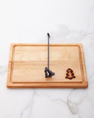Sloan Brands Steak Brand Tree with Carving Board