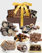 Chocolate Covered Company Artisan Crafted Belgian Chocolate Gift