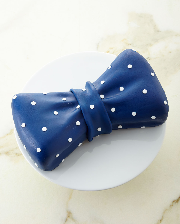 Bow Tie Cake