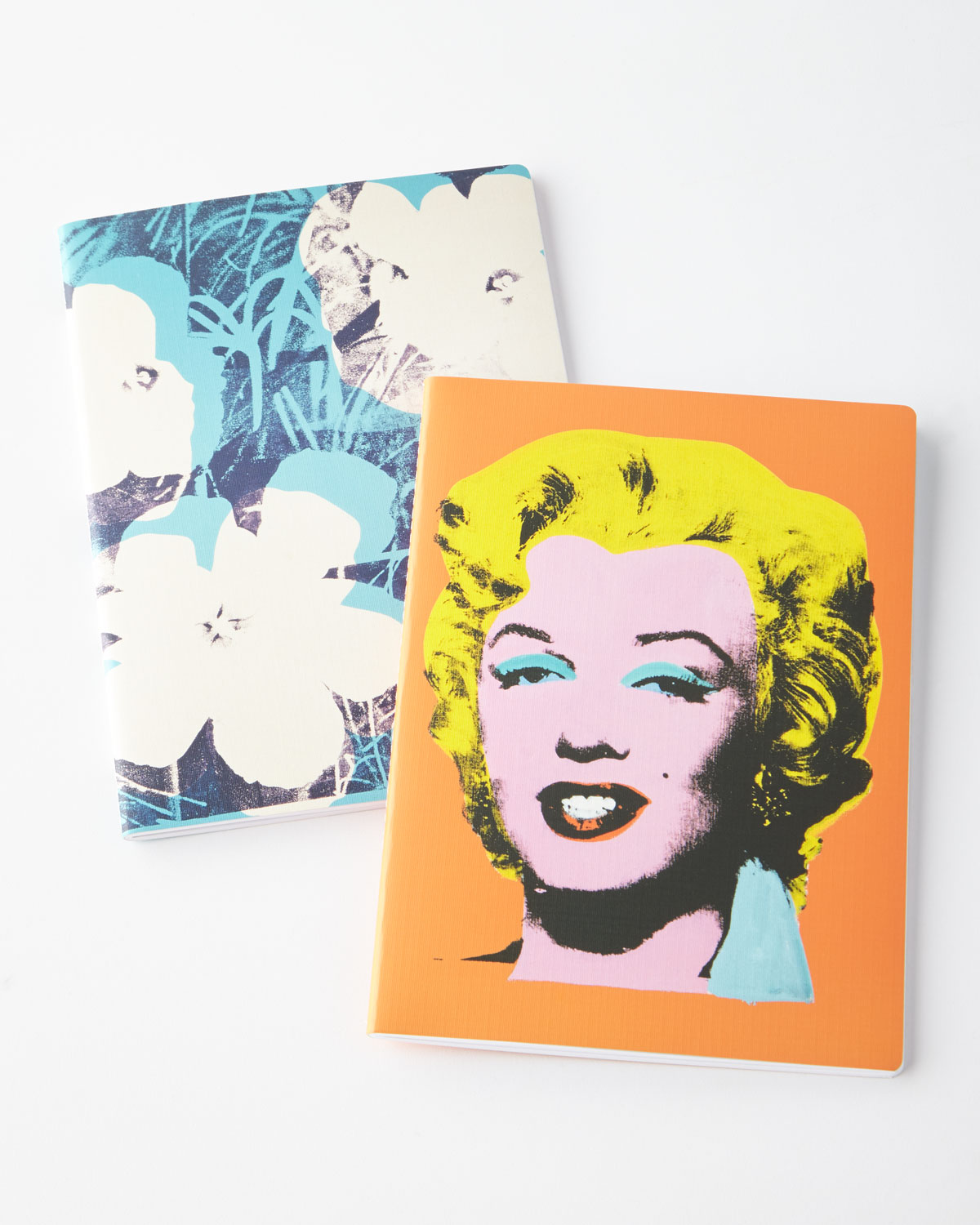 Andy Warhol Writers Notebooks Set of 2