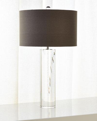 Romeo Crystal Table Lamp