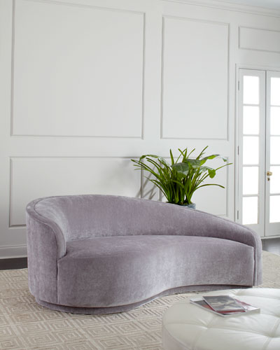 Dana Left Curved Chaise