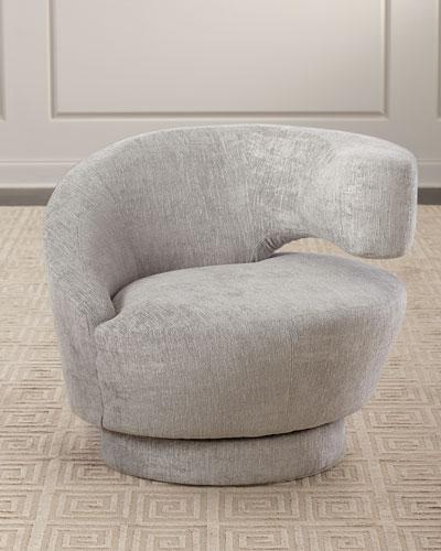 Arabella Right-Arm Swivel Chair