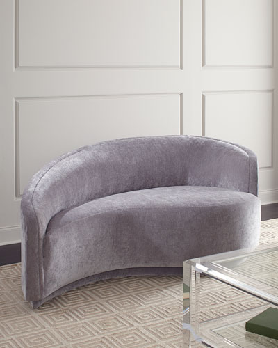 Dana Right Curved Chaise