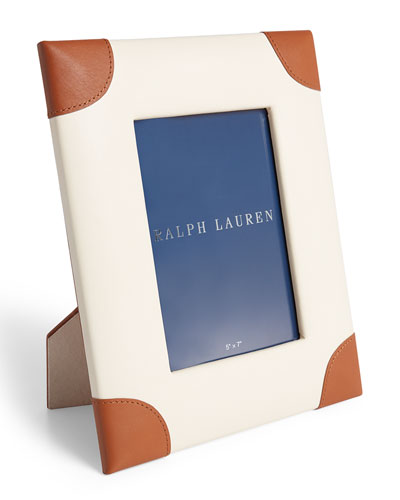 Ryan Leather Picture Frame, 5