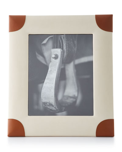 Ryan Leather Picture Frame, 8
