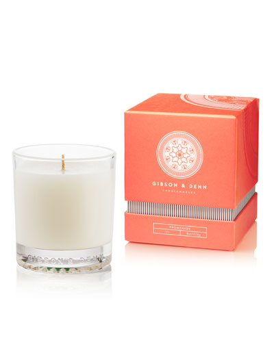 Rhubarb & Quince  Scented Candle, 8 oz.