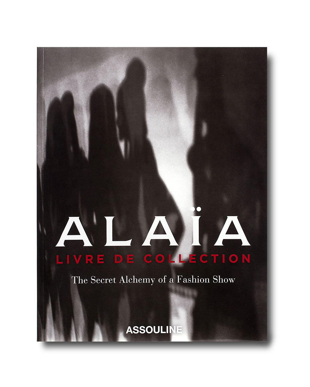 "Behind the scenes of the legendary 1992 Alaia Spring/Summer Fashion Show. The ""Secret Alchemy"" of a highly produced fashion show. Soft cover. 240 pages; over 200 images. 8.7""W x 11""L x 0.78""D. Paper. Made in Italy."