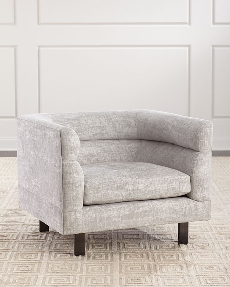 Interlude Home Ornette Chair