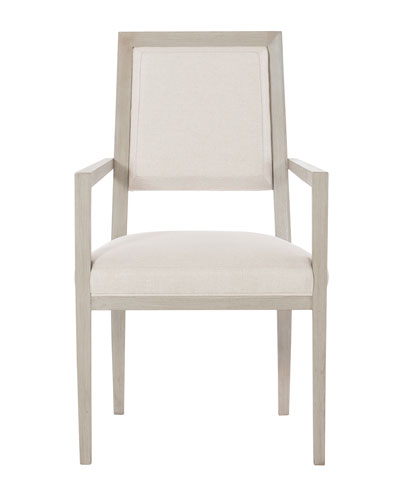 Axiom Upholstered Dining Arm Chair (Each)