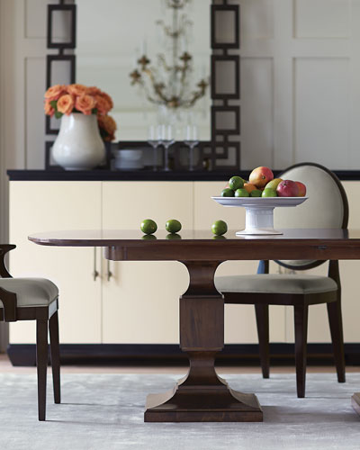 Haven Double Pedestal Dining Table