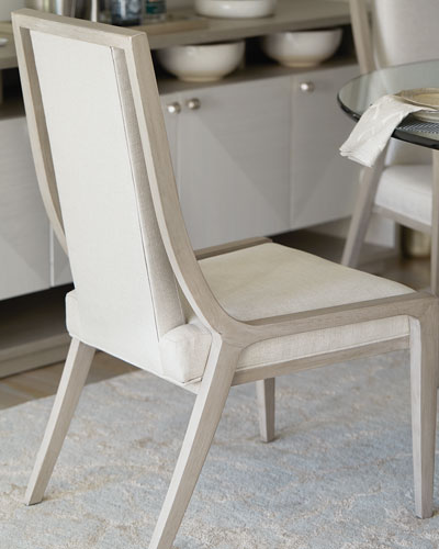 Axiom Cutout Dining Side Chairs (Pair)