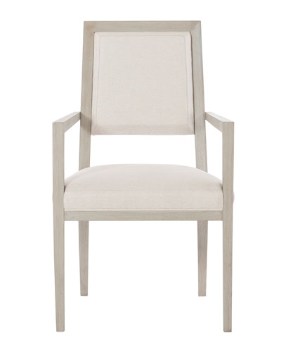 Axiom Upholstered Dining Arm Chairs (Pair)