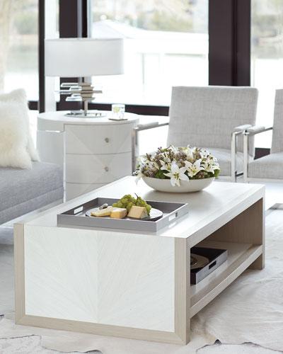 Axiom Rectangular Coffee Table