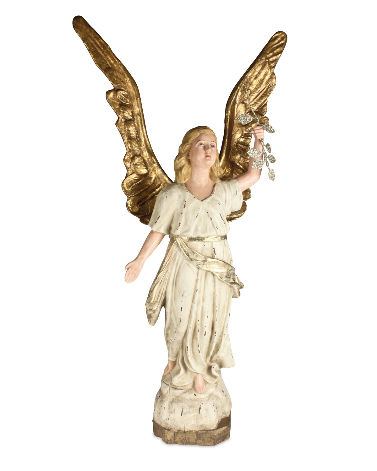 Peaceful Angel Statue
