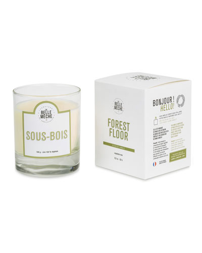 Forest Floor Scented Candle, 190 g