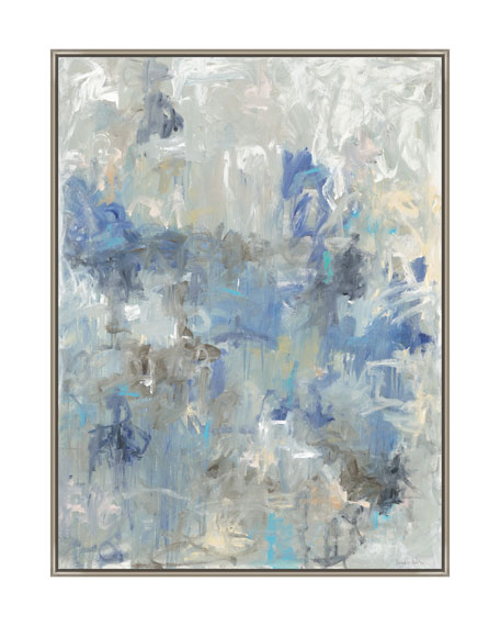 """Rainy Day"" Giclee Canvas Art by Linda Donahue"