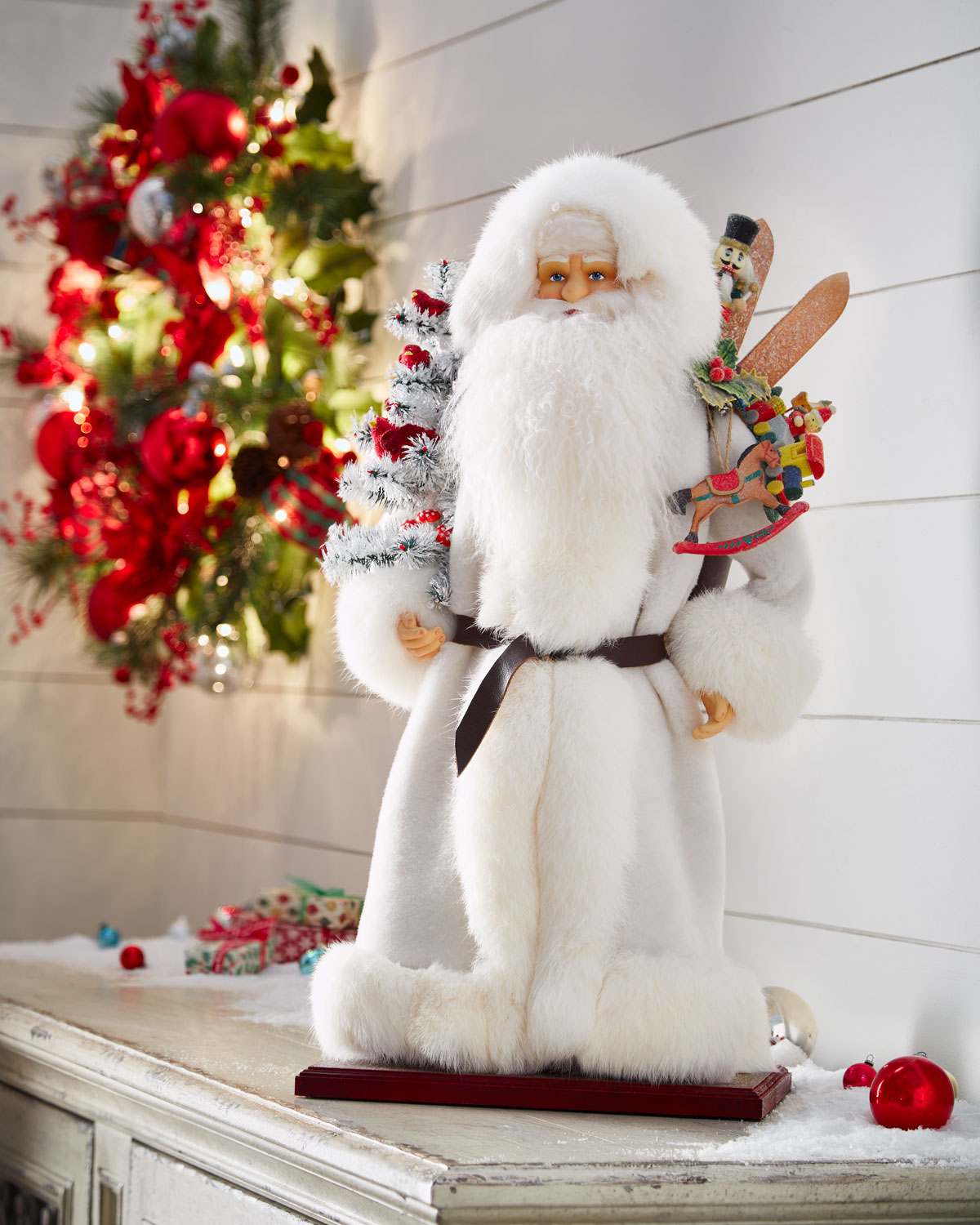Father Frost Santa Christmas Decoration