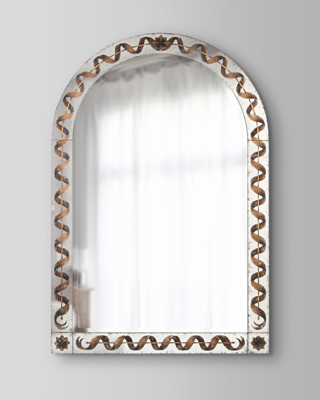 John-Richard Collection Archway Mirror