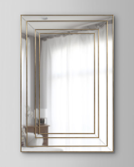 John-Richard Collection Venetian Mirror