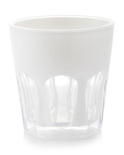Gulli Acrylic Tumbler, White