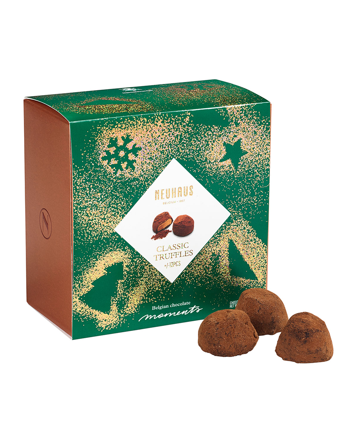 12-Piece Classic Truffles Moments Box