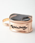 Small Take Charge Case, Rose Gold