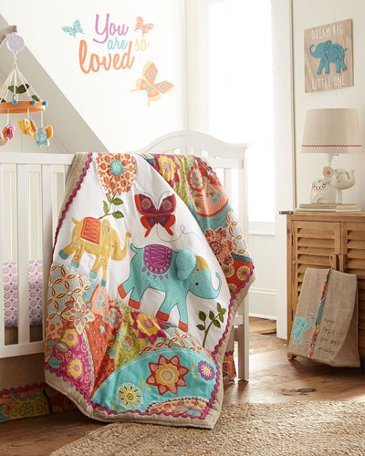 Nursery Bedding Neiman Marcus, Levtex Baby Zambezi 5 Piece Bedding Set