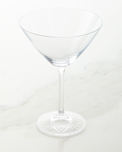 Touch Of Dublin Martini Glasses, Set of 24