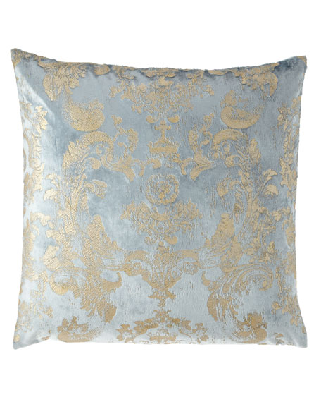Isabella Collection by Kathy Fielder Gabriella Velvet European Sham