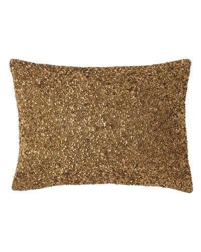 Gabriella Sequin Pillow