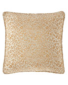 Isabella Collection by Kathy Fielder Margeau Leopard Decorative