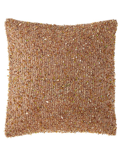 Margeau Beaded Pillow