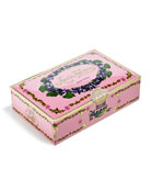 Louis Sherry Orchid 12-Piece Assorted Chocolate Truffle Tin