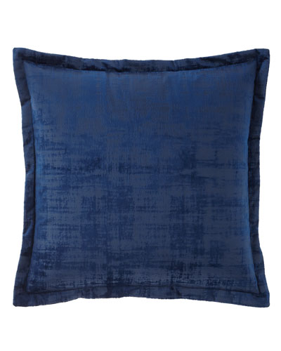Abacus Square Velvet Pillow