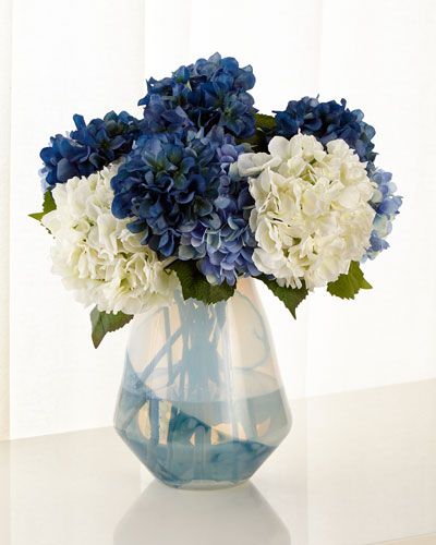 Blue Skies Floral Arrangement