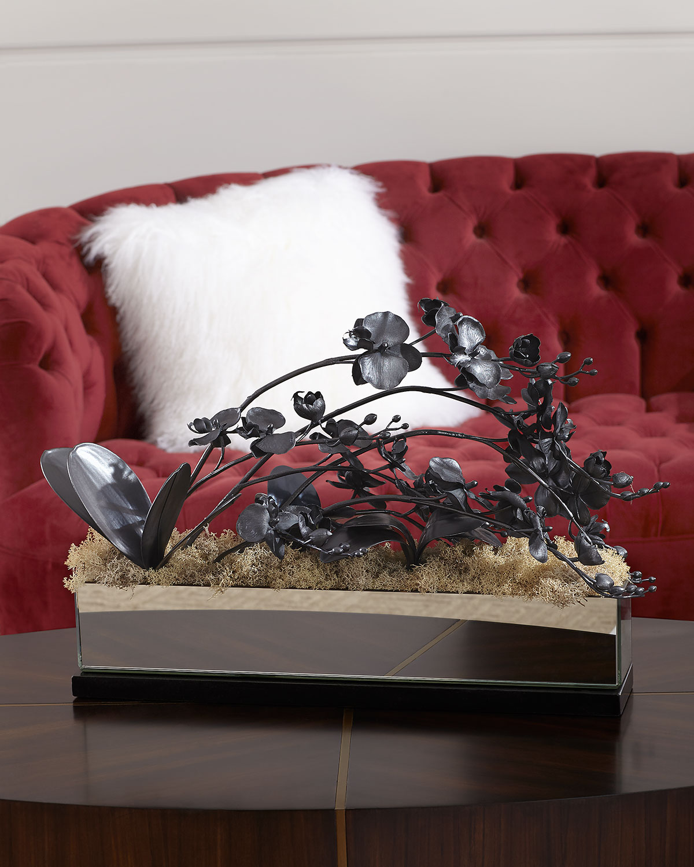 Smoky Floral Arrangement