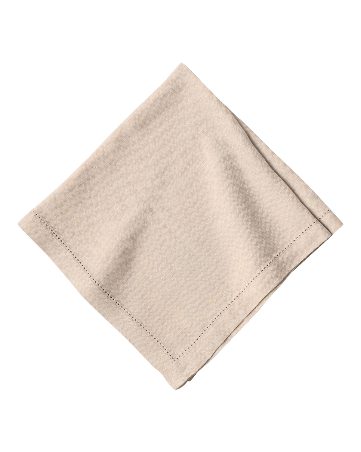 Heirloom Linen Napkin, Flax