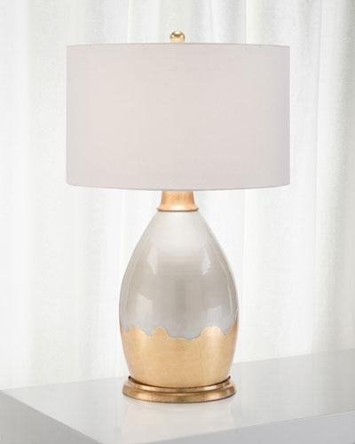 Eggshell Lamp