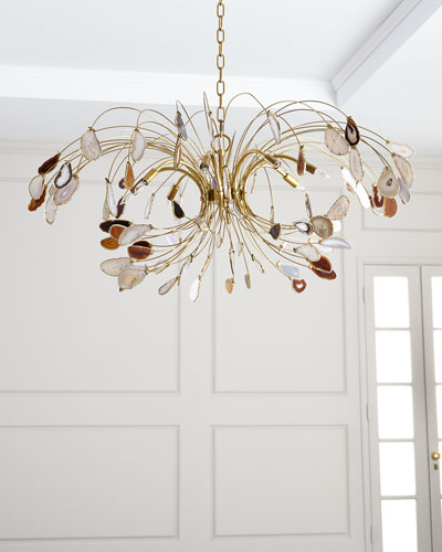 Neiman marcus lighting Prism Quick Look Neiman Marcus Light Chandelier Neiman Marcus