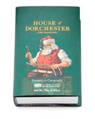 House of Dorchester Christmas Prosecco Truffle Book Box
