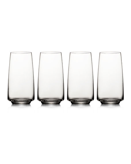 Carrol Boyes Lumina High Ball Glasses, Set 4